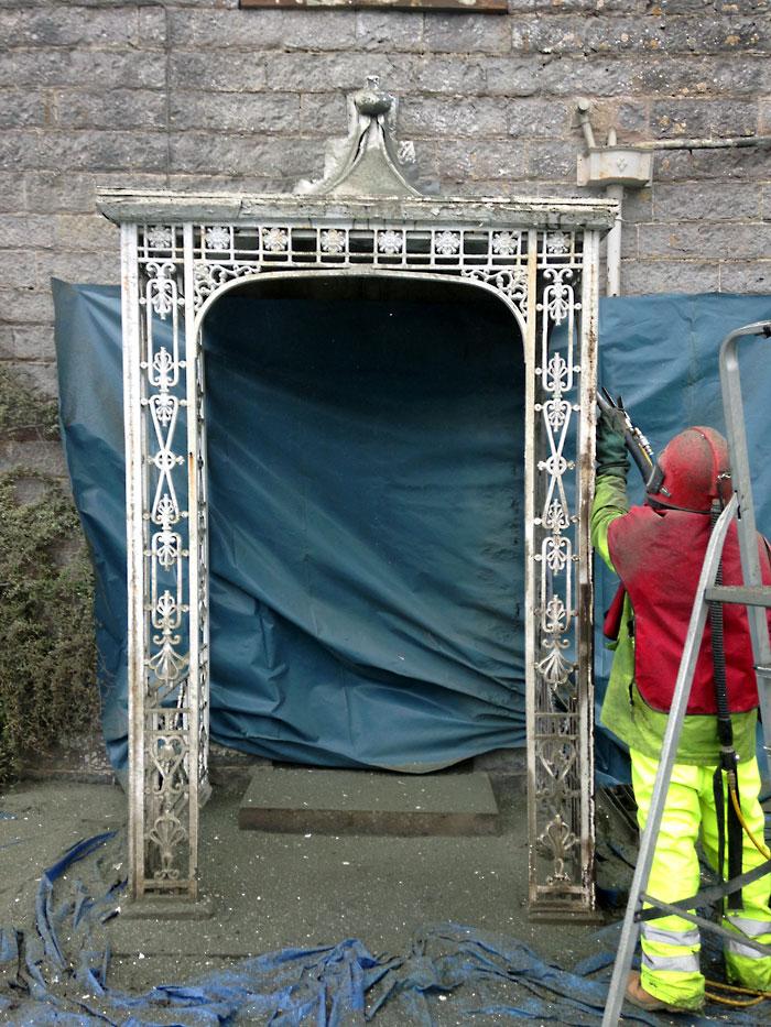 Alberny Restorations Ltd Metal Blast Cleaning