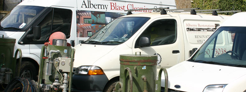 Blast Cleaning Equipment